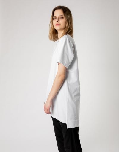 Extended T-shirt Base II White