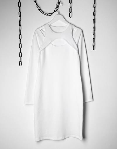 Платье-майка White