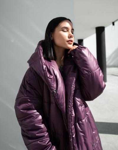 Зимняя куртка LYNX plum