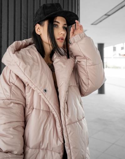 Зимняя куртка LYNX dirty rose