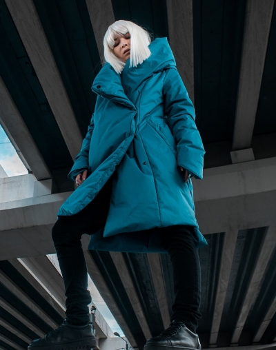 Зимнее пальто ICE20 Atlantic