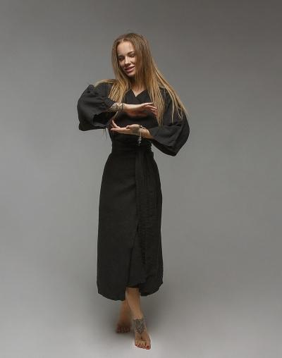 Kimono cuadro