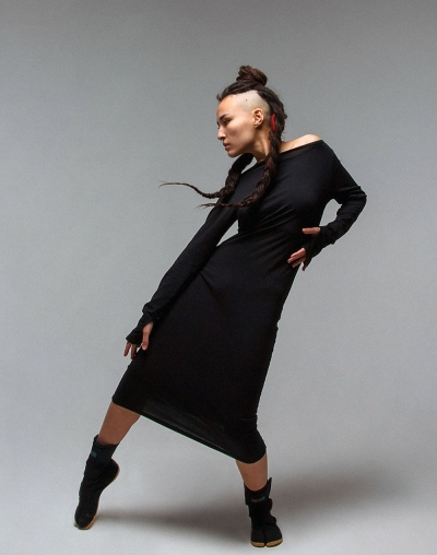 Платье NinЗяя