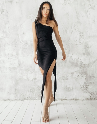 Sexy pull dress