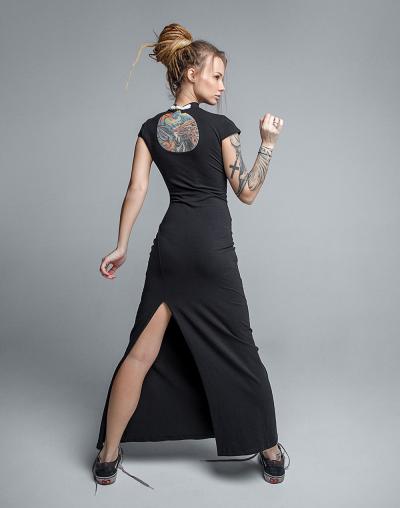 Mu-Shu Dragon Dress