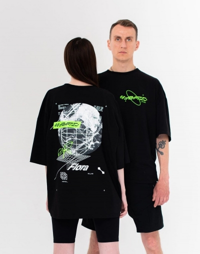 T-shirt Hybrid Flora
