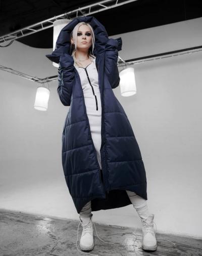 Winter coat Enima Navy