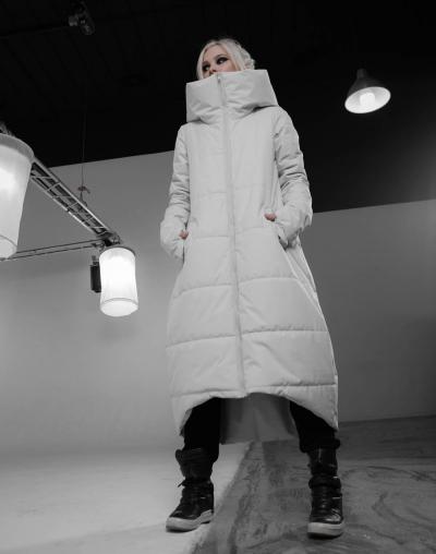 Зимнее пальто Enima Grey