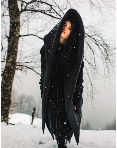 Сандалии Black Yin