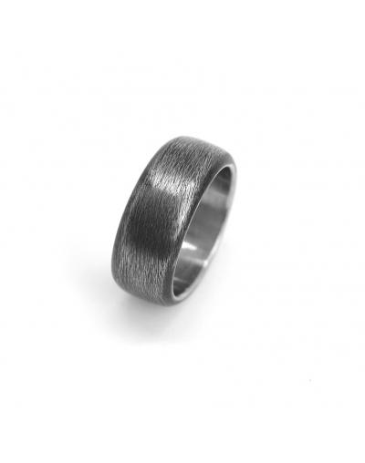 Кольцо из стали RONDA