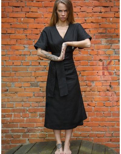 Платье-кардиган