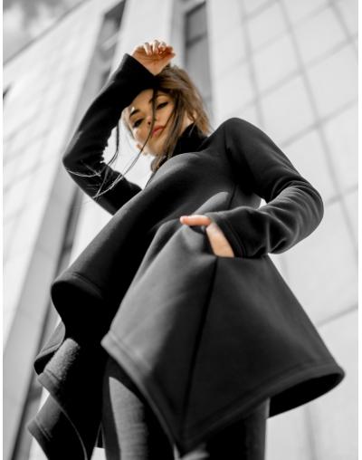 Черный свитер Keira