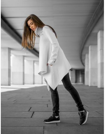 Белый свитер Keira