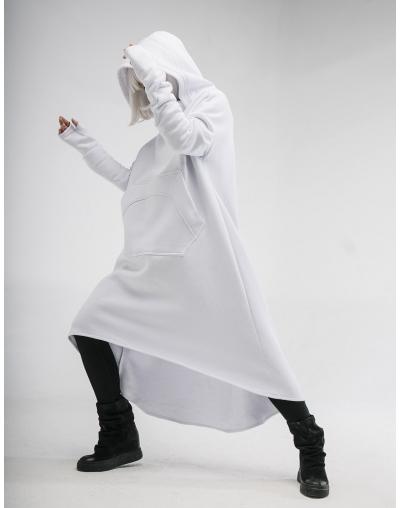 Белая толстовка Phantom