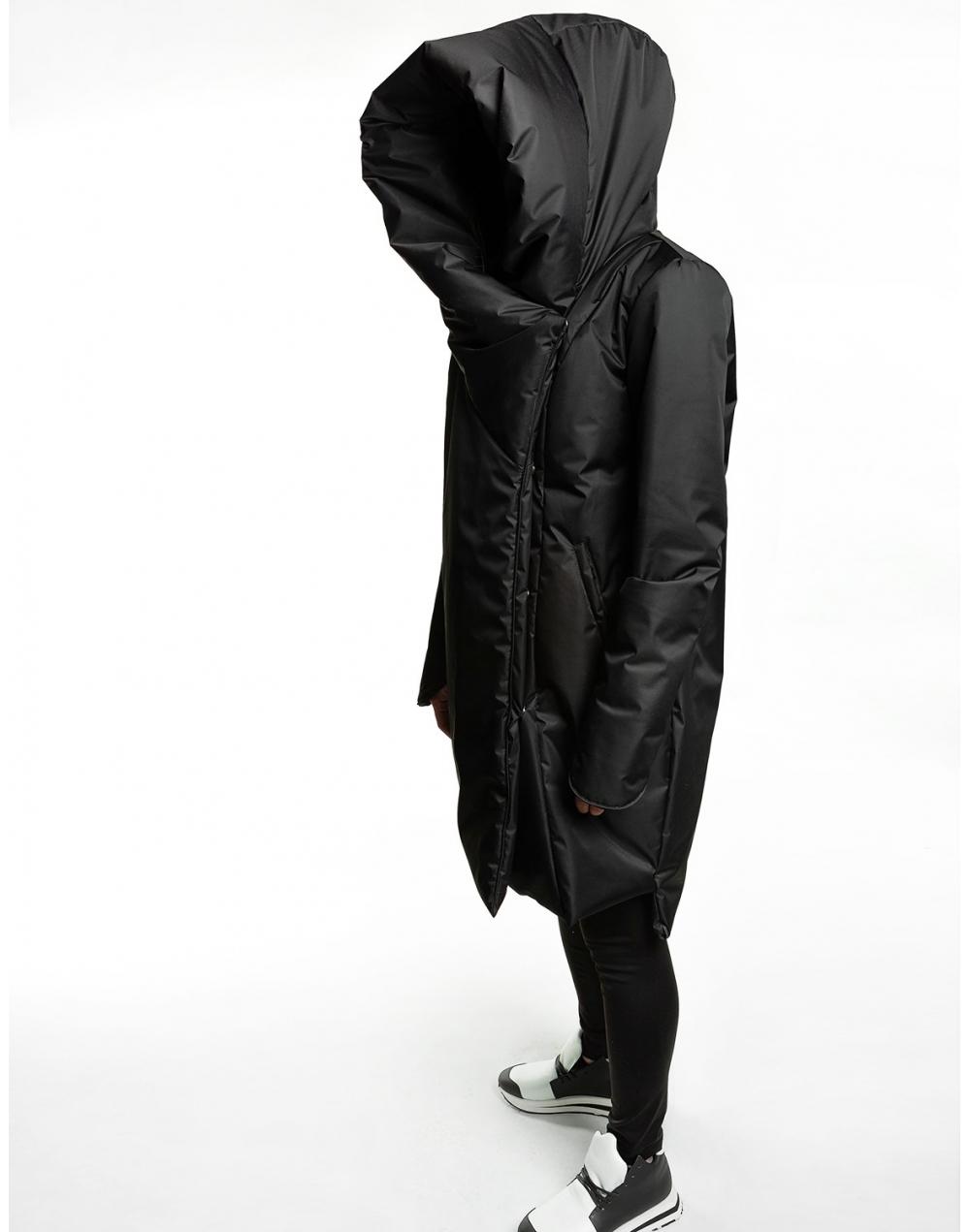 Зимнее пальто ICE20 black