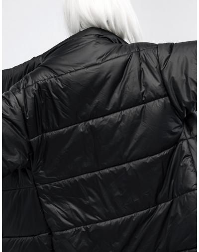 Зимнее пальто-кимоно Eleven