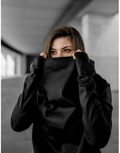 Черная рубашка Alter