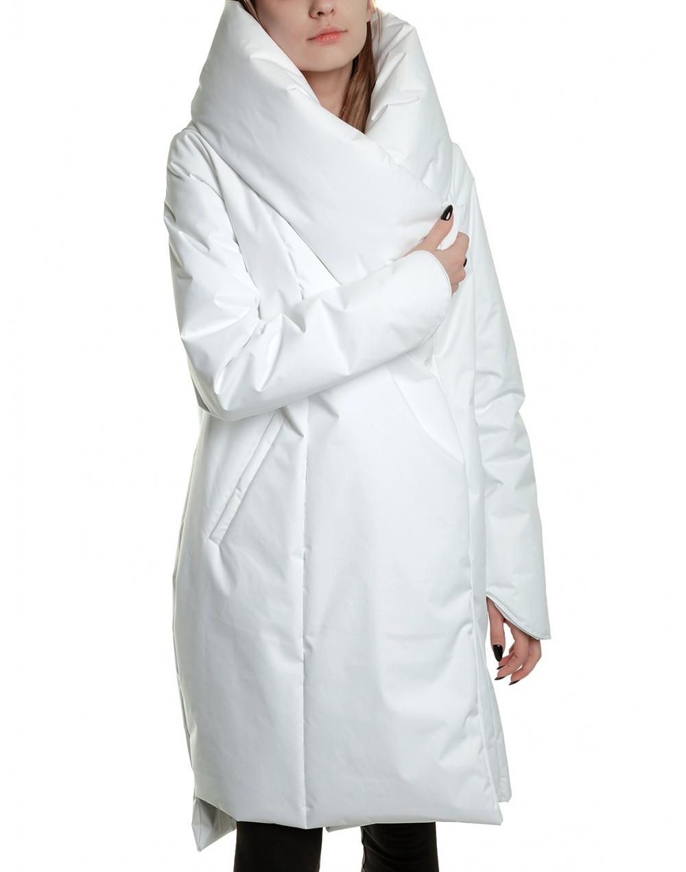 Зимнее пальто ICE20 White