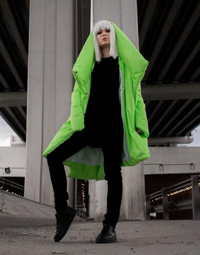 Зимнее пальто ICE20 Neon